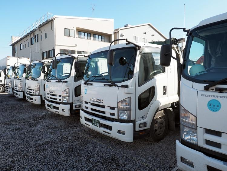 小型鋼材鋼管輸送事業-真里物流株式会社