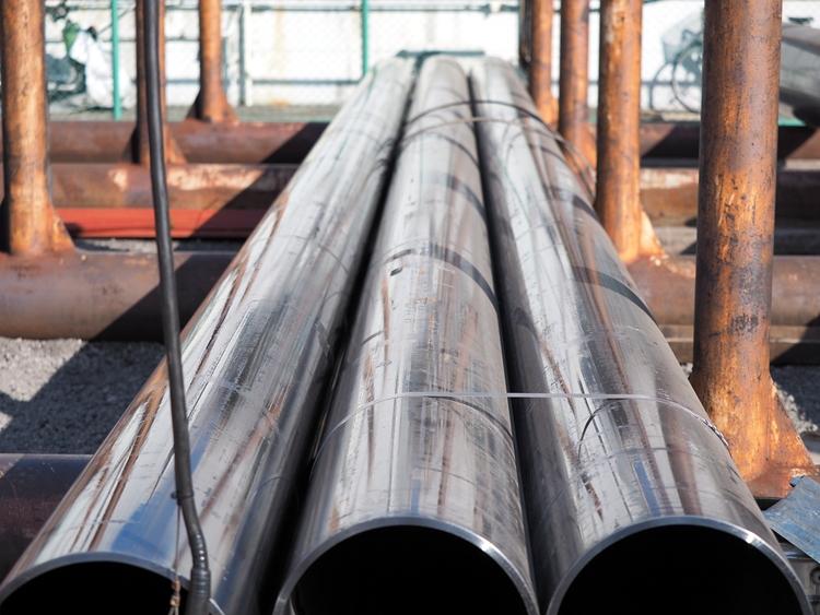 鋼材鋼管保管積付事業-真里物流株式会社